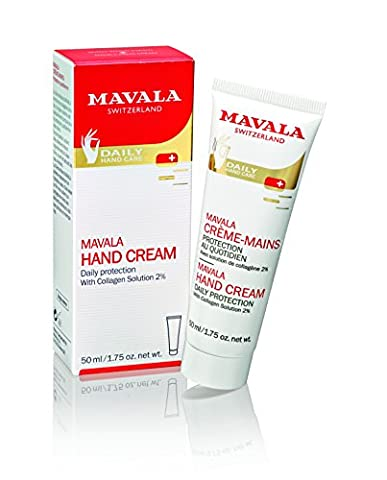Mavala Mavala Hand Cream Moisturizing And Protecting With Collagen