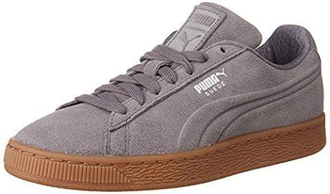 Puma, Sneakers Basses Mixte Adulte, Gris (Steel Gray/Peacoat), 40 EU