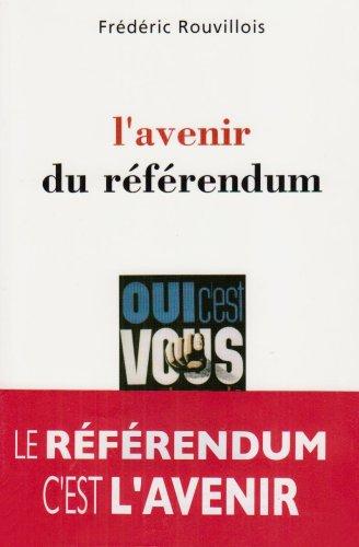 L'avenir du référendum