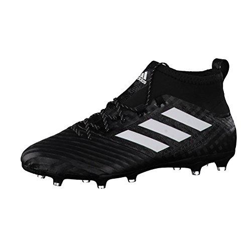 adidas Ace 17.2 Primemesh, Chaussures de Futsal Homme, Red/FT Noir (Cblack/ftwwht/cblack)