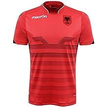 macron ALBANIEN Trikot Home Herren EURO 2016