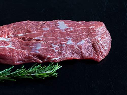 Prime Auslese! Flat Iron Steak vom Black Angus, Wet Aged Gesamtgewicht 872