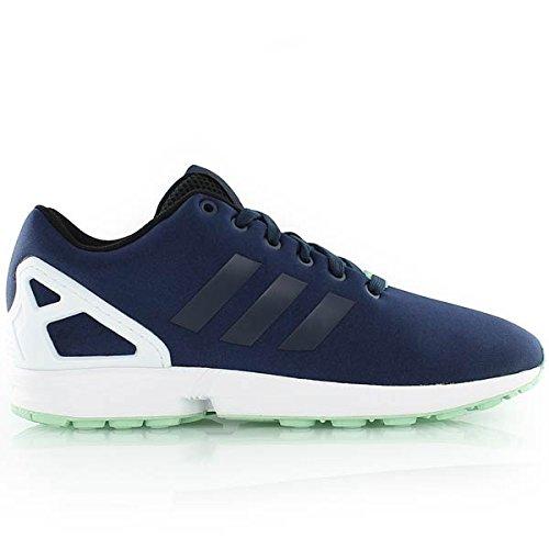 adidas ZX Flux BLAU B34507 Grösse: 42 2/3 (Stripe Adidas Torsion)