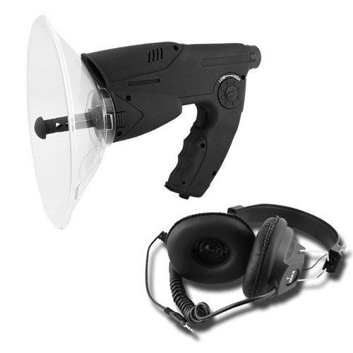 Audio Monocular 100 metros con Auriculares Estéreo