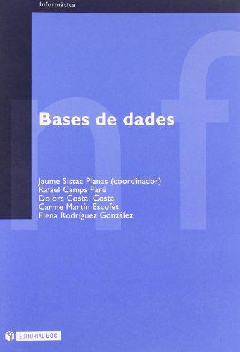 Bases de dades