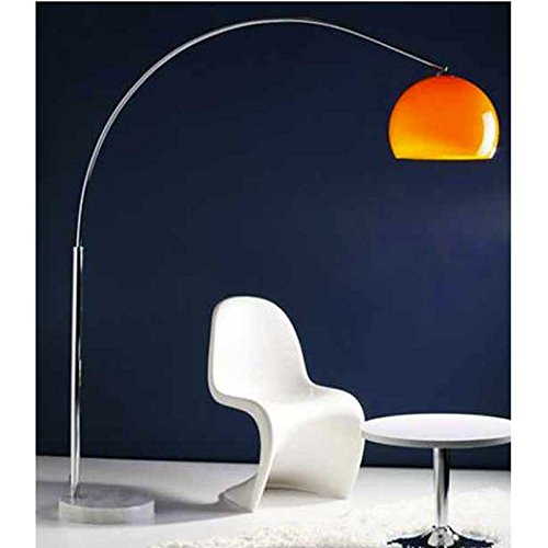 Arc Lamp XL Orange