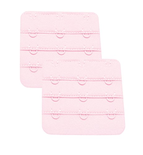 Amourri Nahtloser Still-BH mit zusätzlichen BH-Verlängerungen (2er Pack / 3er Pack) für Frauen