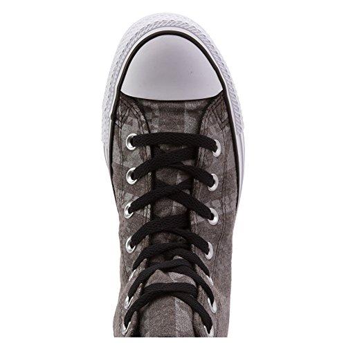 white Print Black Ct white Hi Converse Herren Sneakers q5X0wOHpxg