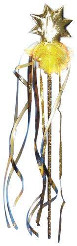 Kostüm Baguette - Cesar-A363-002-Zubehör-Kostüm-Zauberstab-Gold
