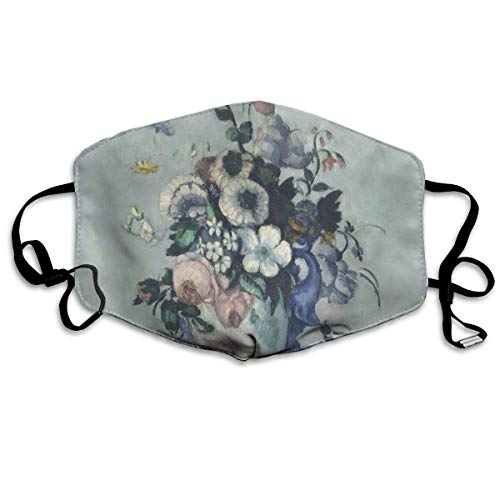 Anti Dust Face Mouth Cover Mask Flower Vase Anti Pollution Breath Healthy Mask -