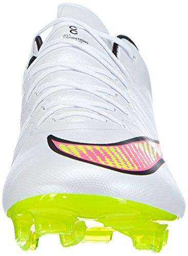 preto Sapatos Homens branco Nike Volt Rosa Brancos Futebol X Vapor Mercurial Fg hiper FwTqRg7