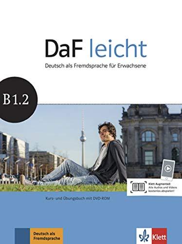 DaF leicht b1.2, libro del alumno y libro de ejercicios + dvd-rom
