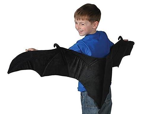 Bat Wings Costume Uk - Rinco Products Vampire Bat Plush Costume Wings