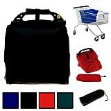 Einkaufswagentasche - Einkaufstasche - Falttasche - Shopper - 50 x