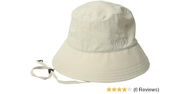 0ea1244807922 Jack Wolfskin Supplex Sun Hat  Amazon.co.uk  Sports   Outdoors