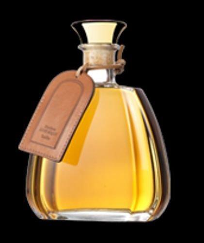 cognac 35 ans d'age en carafe satis 70cl presente en coffret louis roque