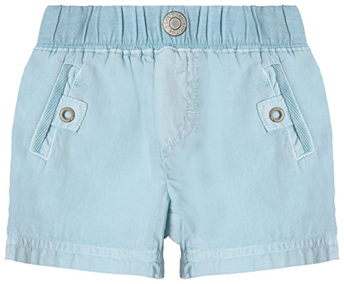ESPRIT KIDS Baby-Jungen Shorts RL2600204, Blau (Light Sea 407), 68