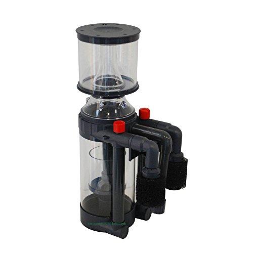 Eiweißabschäumer mit Pumpe für Salzwasseraquarium 300L - 600L, Aquarium Skimmer
