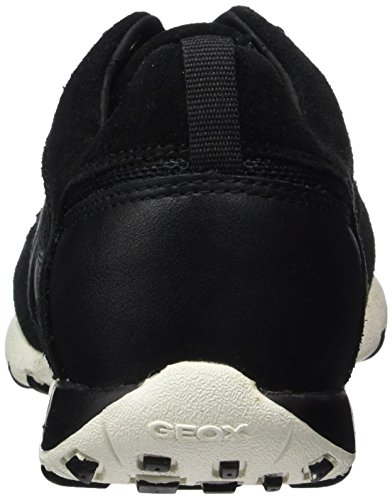 Freccia Damen Damen Blackc9999 Geox Sneakers Geox Schwarz A D A D Freccia 7UF6W1Fq0