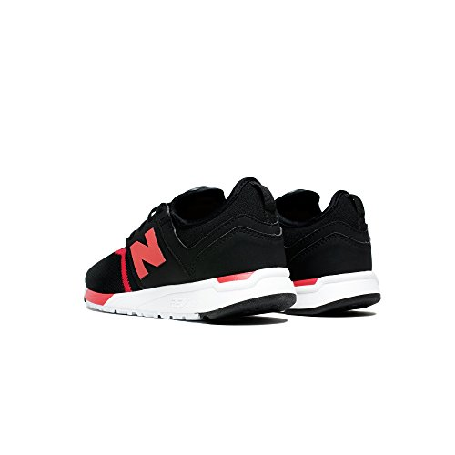New Balance 247 Herren Sneaker Schwarz Schwarz / Rot