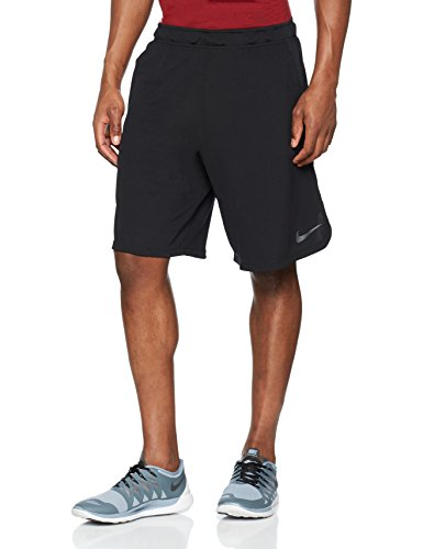 Nike Herren M Nk Dry Short 4.0 Kurze Hose, Black-Dark Grey, XL