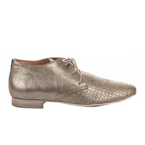 Chaussures à lacet femme - KARSTON - Dore - JOLIVA - Millim Doré