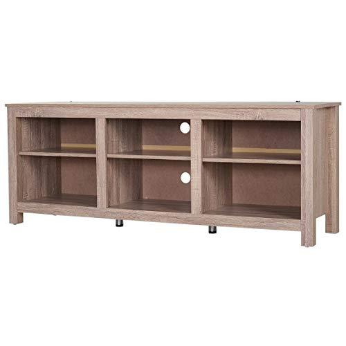 Diasdaisda TV-Schrank, Low-Panel-TV-Tisch, Mit Ausreichend Stauraum, Kartonkapazität 160 X 40 X 61 cm, Geeignet Für Schlafzimmer, Büro, Wohnzimmer Möbel
