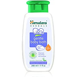 Himalaya Herbals Gentle Baby Bath (200ml)
