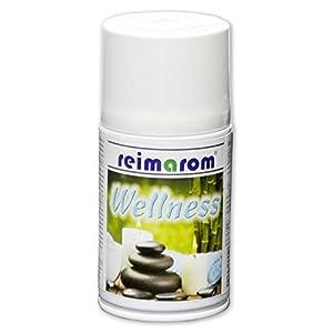 Raumduft Wellness 250 ml – Lufterfrischer aus reinen natürlichen ätherischen Ölen für Duftspender