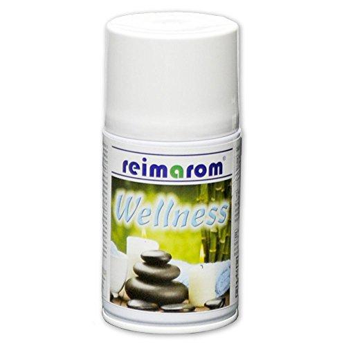 Raumduft Wellness 250 ml - Lufterfrischer aus reinen natürlichen ätherischen Ölen für Duftspender