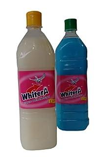 WhiterA Liquid Detergent 1 lIter, Pack of 2