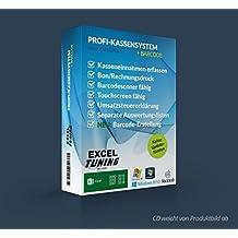 Excel-Tuning Profi-Kassensystem plus Barcodeerstellung