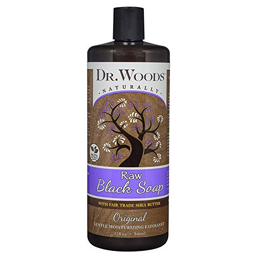 Dr.Woods Products Black Soap 32 oz by Dr. Woods