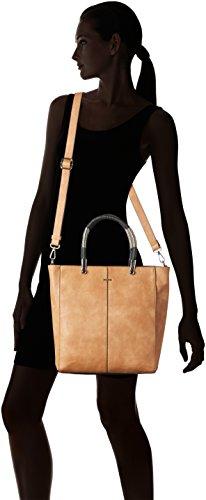 Picard - Shopper Cool, Borsa a mano Donna marrone (Cognac)