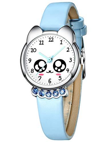 af04ed6ae836 Aquí puedes ver las características del Relojes Niños Reloj de Pulsera  Deportivo Impermeable de ...