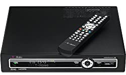 T-HOME Media Receiver MR300, T-Home Entertain, HD Video-Streaming, Set-Top-Box für IP-TV Streaming