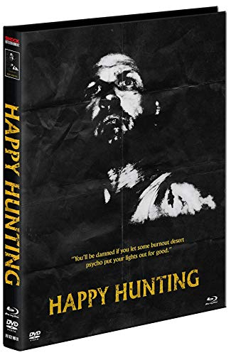 Happy Hunting - 2-Disc Mediabook (Character Edition 1) - limitiert auf 50 Stück [Blu-ray]