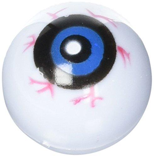 12palline Hollow plastica Eyeball