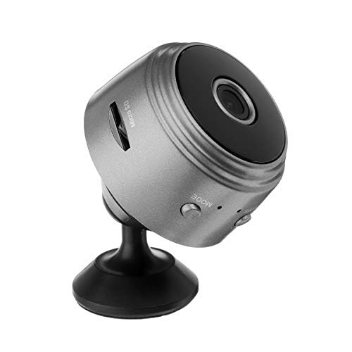 Generic Mini 1080P HD Wireless WiFi Smart Security IP Camera Monitor Home 150 Magnetic CCTV - Home-securi