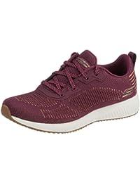 Mujer Zapatos Zapatos es Amazon Skechers Lona Para wPqXat