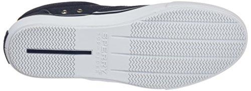 Sperry Top-Sider Striper CVO Suede, Baskets Basses Homme Bleu (navy)