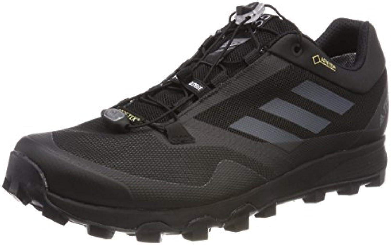 Adidas Terrex Trailmaker GTX, Scarpe da Trail Running Uomo, Nero (Negbas Grivis Neguti 000), 40 2 3 EU | Bella apparenza  | Scolaro/Ragazze Scarpa