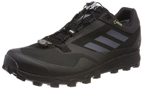 adidas Herren Terrex Trailmaker GTX Wanderschuhe, Schwarz (Negbas/Grivis/Neguti), 42 2/3 EU