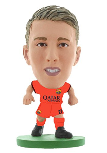 SoccerStarz - Figura con Cabeza móvil FC Barcelona (400855)