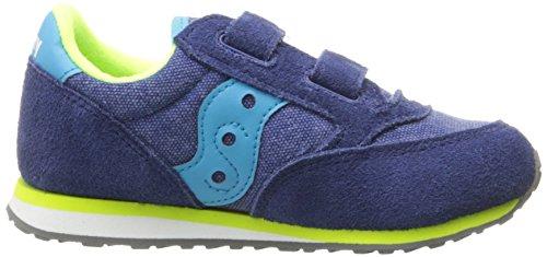 SAUCONY ST56368 JAZZ HL Blau Babyschuhe reißen Blau