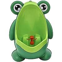 SANDIN Vert Urinoir pour bébé avec toilette debout
