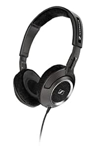 Sennheiser HD 239 On-Ear Open-Air Design Stereo Headphones with Kindle Compatibility