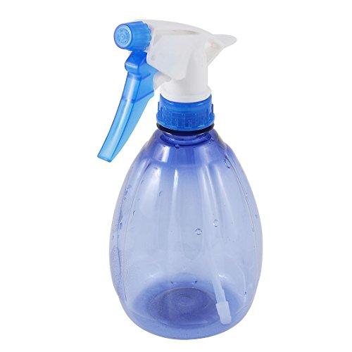 sourcingmap® l'eau d'arrosage de coiffure Trigger Vaporisateur Pulvérisateur 500ml Bleu