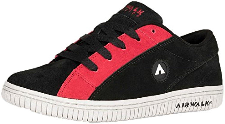 Airwalk The One Chance Black Red  Billig und erschwinglich Im Verkauf