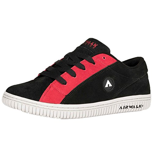 Airwalk The One Chance Black Red 8uk / Black Red